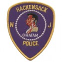 Hackensack Police Department, New Jersey