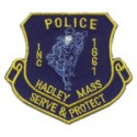 Hadley Police Department, Massachusetts