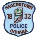 Hagerstown Police Department, Indiana