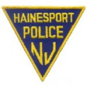 Hainesport Police Department, New Jersey