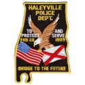 Haleyville Police Department, Alabama