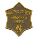 Halifax County Sheriff's Office, North Carolina