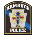 Hamburg Borough Police Department, Pennsylvania