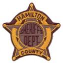 Hamilton County Sheriff's Department, Texas