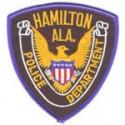 Hamilton Police Department, Alabama