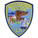 Hammond Police Department, Louisiana