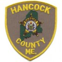 Hancock County Sheriff's Department, Maine
