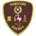 Hansford County Sheriff's Office, Texas