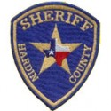 Hardin County Sheriff's Department, Texas
