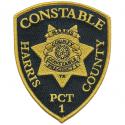 Harris County Constable's Office - Precinct 1, Texas