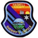 Haskell County Sheriff's Office, Kansas