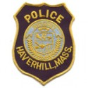 Haverhill Police Department, Massachusetts