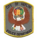 Heflin Police Department, Alabama
