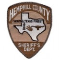 Hemphill County Sheriff's Department, Texas