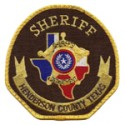 Henderson County Sheriff's Department, Texas