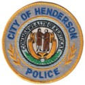 Henderson Police Department, Kentucky
