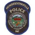 Hendersonville Police Department, North Carolina