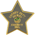 Henry County Sheriff's Department, Indiana