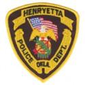 Henryetta Police Department, Oklahoma