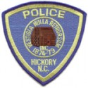 Hickory Police Department, North Carolina