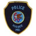 Higbee Police Department, Missouri