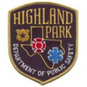 Highland Park Police Department, Texas