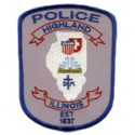Highland Police Department, Illinois