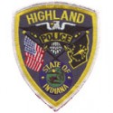 Highland Police Department, Indiana
