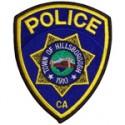 Hillsborough Police Department, California
