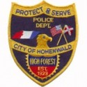 Hohenwald Police Department, Tennessee