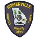 Homerville Police Department, Georgia