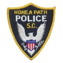 Honea Path Police Department, South Carolina