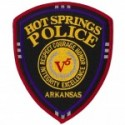 Hot Springs Police Department, Arkansas