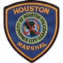 Houston City Marshal's Office, Texas