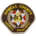 Howell County Sheriff's Department, Missouri