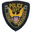 Hughes Police Department, Arkansas