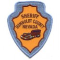 Humboldt County Sheriff's Office, Nevada