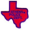 Athens Police Department, Texas