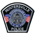Huntersville Police Department, North Carolina