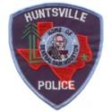 Huntsville Police Department, Texas