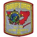Hyde County Sheriff's Office, North Carolina