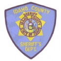 Idaho County Sheriff's Department, Idaho
