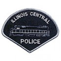Illinois Central Railroad Police Department, Railroad Police
