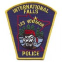 International Falls Police Department, Minnesota