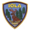 Iola Police Department, Wisconsin