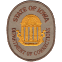 Iowa Department of Corrections, Iowa