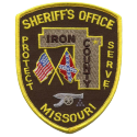Iron County Sheriff's Office, Missouri