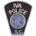 Iva Police Department, South Carolina