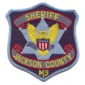 Jackson County Sheriff's Department, Mississippi