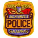 Jacksonville Police Department, Alabama